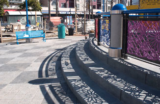 16th Street BART Plazas