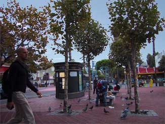 24th Street BART Plazas