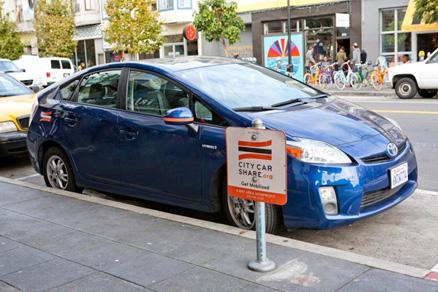 Environmental Benefits of Car-Sharing Revealed