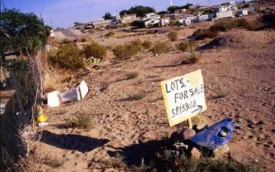 Texas' Colonias: Squatter Settlements Become Affordable Housing