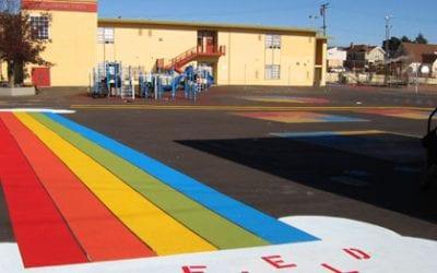 Garfield Elementary Schoolyard Redesign