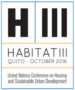 Habitat II Conference Tidbits