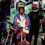 Bangkok's Motorcycle Taxis