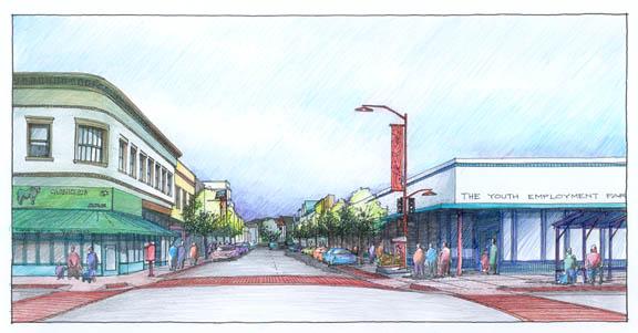 UE Revitalizing Lower San Antonio