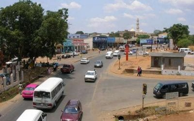 Malawi Graduates Turn Street People