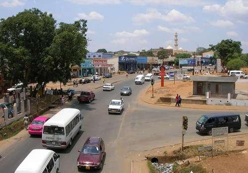 Malawi Graduates Turn Street People